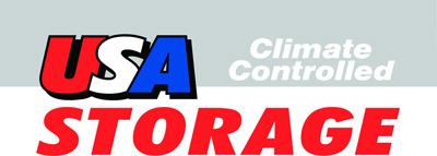 USA Storage Logo