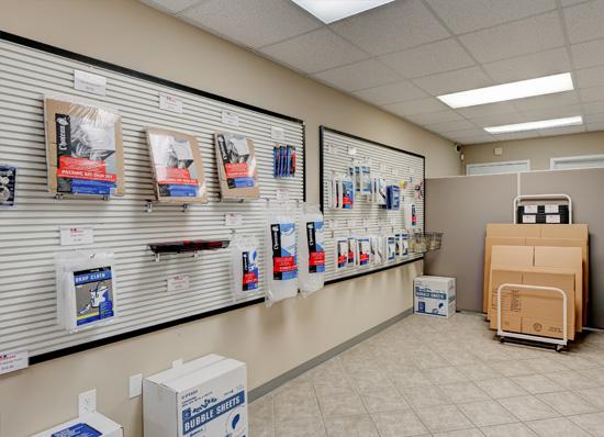storage supplies